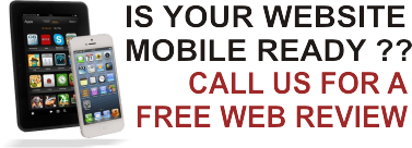 Weston IT Solutions - Mobile Website Design in Weston Super Mare.