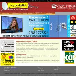 Lloyds Digital in Weston Super Mare